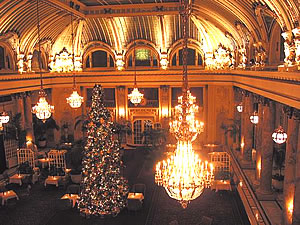 San Francisco Holiday Lights Walking Tours